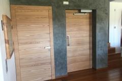 Porta FILO e rivestimento su ascensore