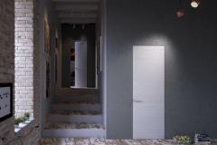 Porta interna Filo Muro