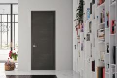 Porta interna in Rovere grigio