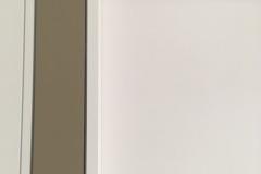 Dettaglio porta senza coprifilo