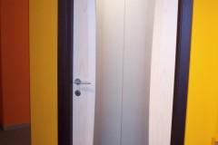 """Porta """"Vela"""" nell'esposizione a MILANO"""