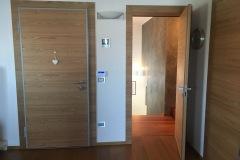 Porta Blindata in abitazione residenziale
